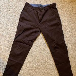Banana Republic Mason Chino Pants 34x32